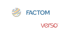 VERSO partners with Factom to launch blockchain powered warranty claims module