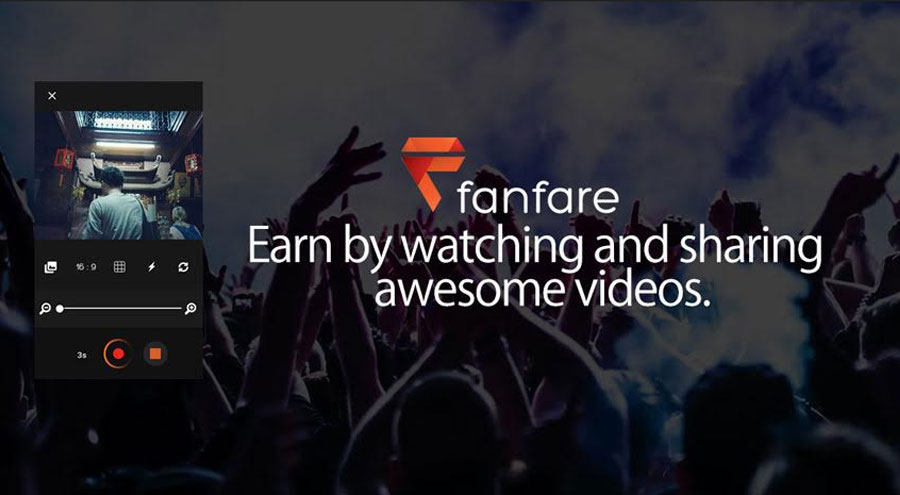 Fanfare – Earn By Watching And Sharing Real Reviews