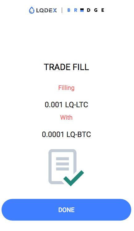 LQDEX integrates crypto exchange EtherDelta on LQDEX Bridge