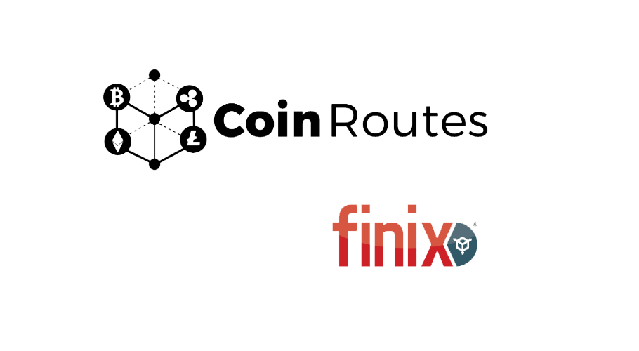 Finix Solutions to deploy CoinRoutes crypto exchange order routing platform