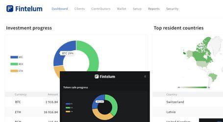 Compliant token launch platform Fintelum ready for business