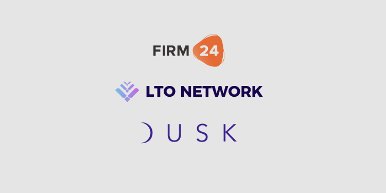 LTO Network and Dusk Network working with Firm24 to tokenize shareholders' register