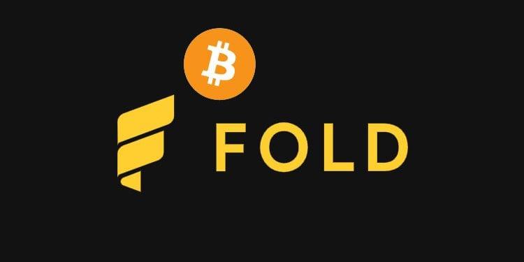 Fold Bitcoin Btc Payment