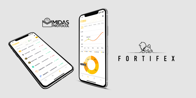 Midas Protocol boosts crypto portfolio management service with Fortifex