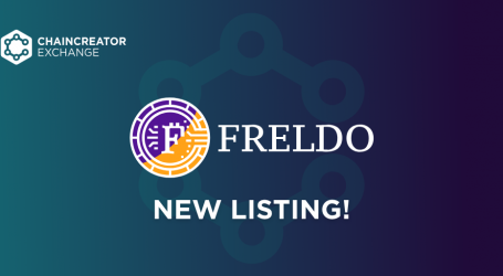 CHAINCREATOR announces the listing of Freldoon CHAINCREATOR Exchange