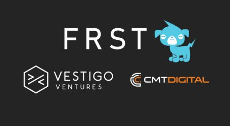 Vestigo Ventures and CMT Digital invest in crypto asset data provider FRST