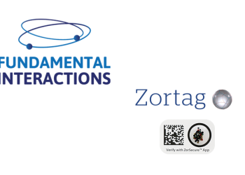 Fundamental Interactions crypto custody integrates Zortag fingerprint cards