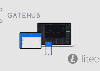 XRP Ledger powered exchange platform GateHub adds support for Litecoin (LTC)