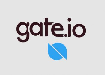 Gate.io ONT CryptoNinjas