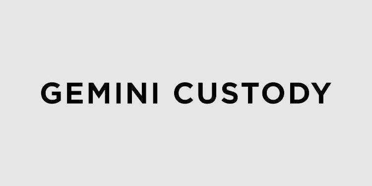 Gemini Custody