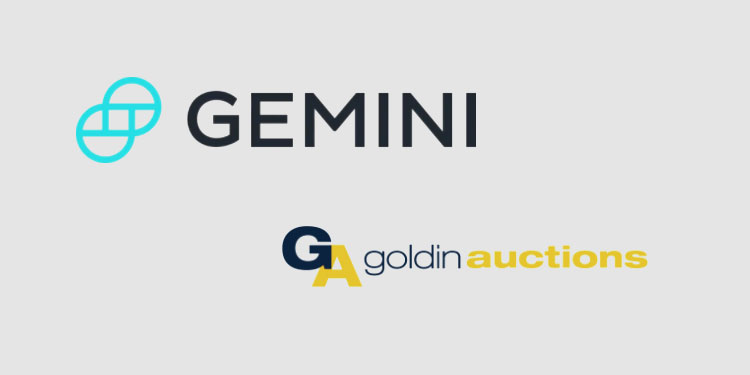 Gemini brings crypto transactions to sports collectibles market with Goldin Auctions