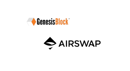 Genesis Block and AirSwap form partnership for security tokens