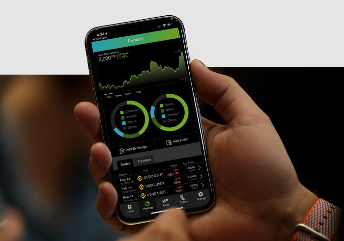 Good Crypto: Full-featured crypto portfolio tracker and trade management app