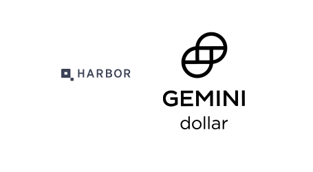 Harbor to use Gemini Dollar (GUSD) for digital securities investments and dividends