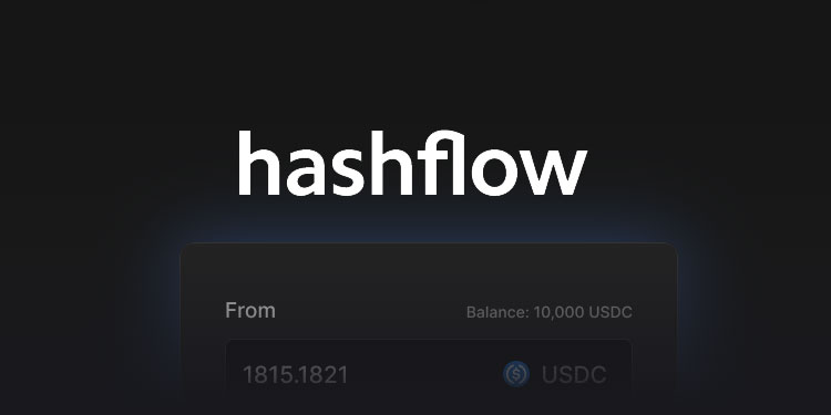 Decentralized exchange Hashflow closes $3.2M seed backed by Dragonfly Capital and Electric Capital