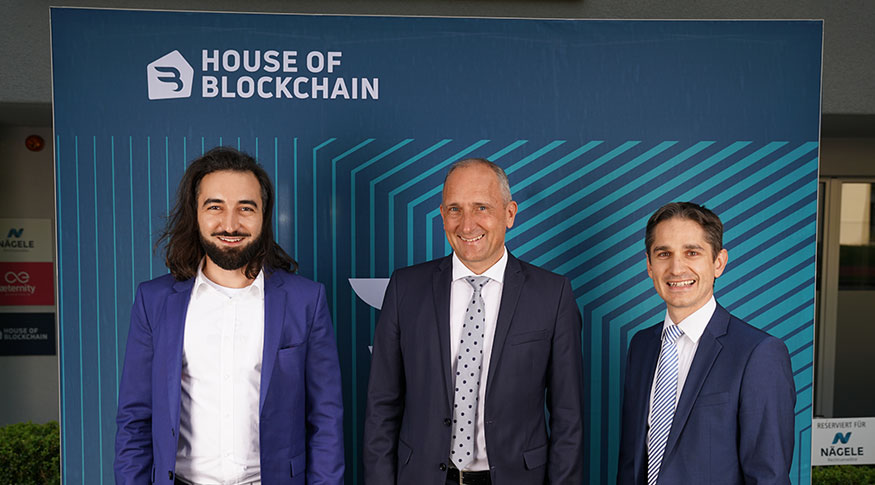PM of Liechtenstein welcomes House of Blockchain at ceremony in Vaduz