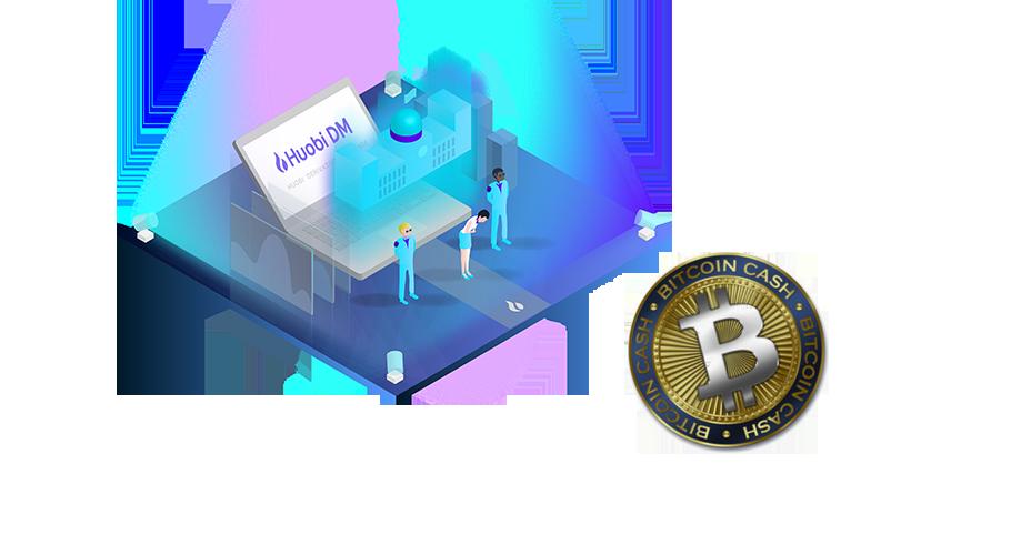 Huobi Derivative Market launches Bitcoin Cash (BCH) contract