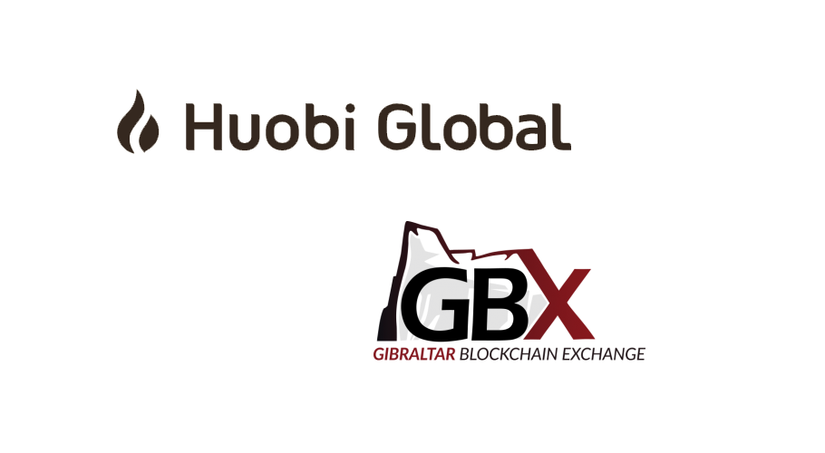 Crypto exchange companies Huobi and GBX receive Gibraltar DLT licence