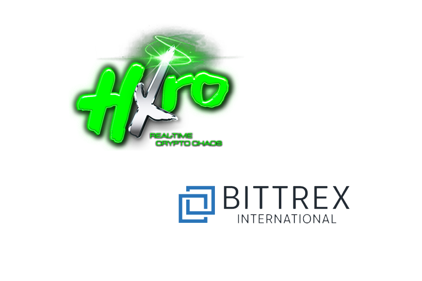 HXRO crypto gaming token gets listed on Bittrex International