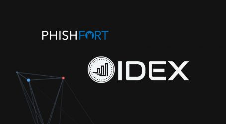 Crypto exchange IDEX partners with PhishFort to fight phishing