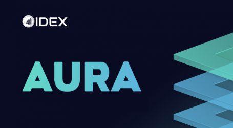 IDEX reveals AURA token staking launch date