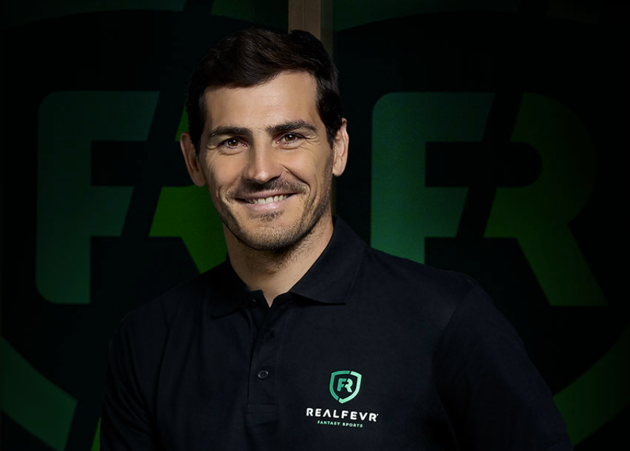RealFevr partners with Iker Casillas, rolls out major update, and announces ICO