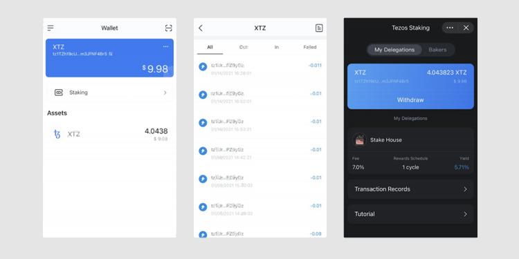 Asia's biggest Ethereum wallet imToken integrates Tezos