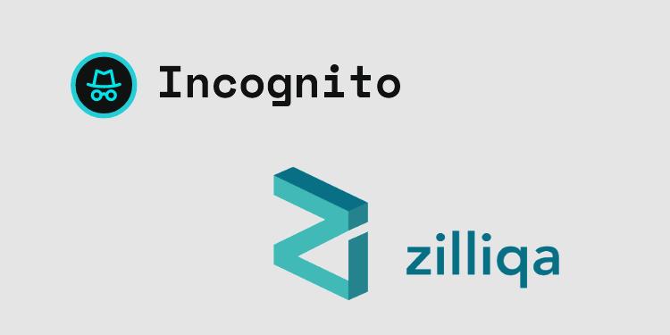 Crypto privacy provider Incognito integrates with Zilliqa token