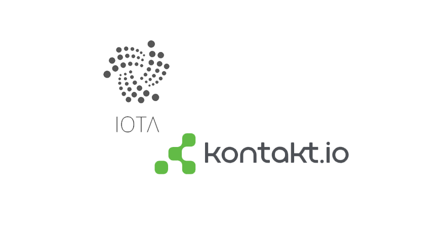 IOTA to enable secure sale and sharing of Kontakt's IoT location data solution