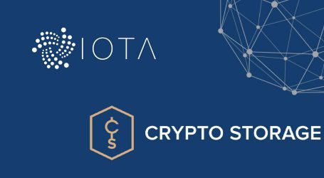 Crypto Storage AG adds IOTA to its crypto asset storage capabilities