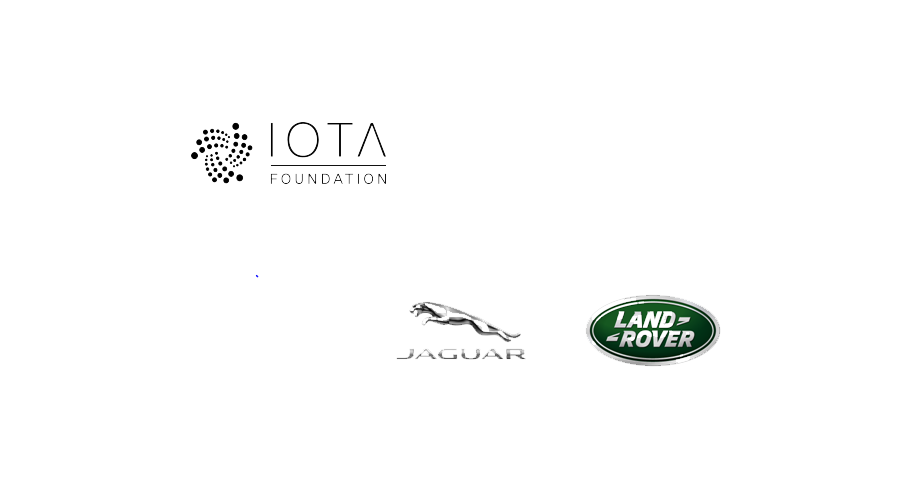 Jaguar Land Rover partners with IOTA for crypto integrated 'Smart Wallet' in cars