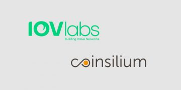 IOV Labs and Coinsilium expand partnership to promote RSK and RIF platforms in Asia