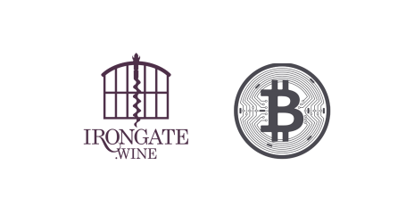 Iron Gate Wine to accept bitcoin for purchasing fine and rare vintage wine