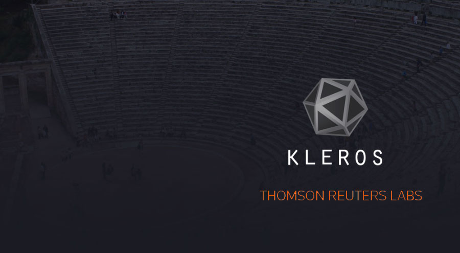 Kleros Joins Thomson Reuters Incubator To Build A Justice Protocol