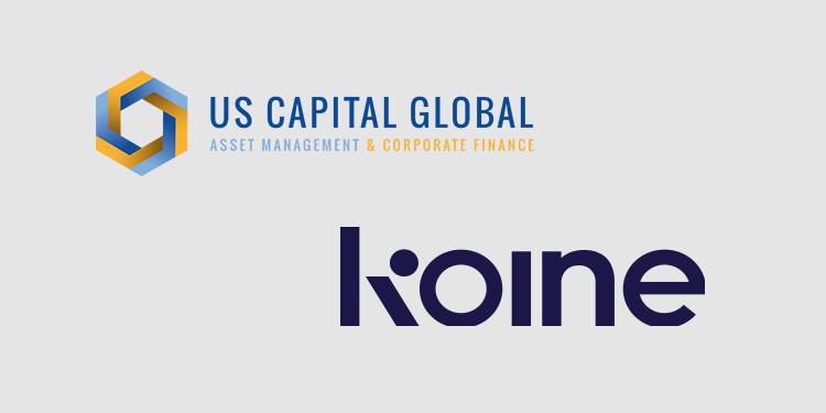 US Capital Global Securities to advise crypto custodian Koine on $50M equity raise