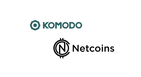 Komodo token KMD can now be bought at physical locations through Netcoins