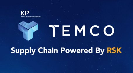 Bitcoin supply chain startup TEMCO gets investment from Korea Investment Partners