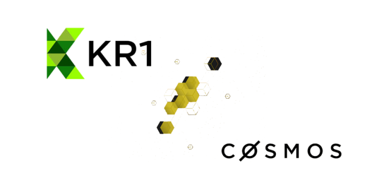 Crypto firm KR1 cashes in USD $360K worth of Cosmos (ATOM