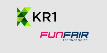 Crypto investment company KR1 profits $1.2M from FunFair token