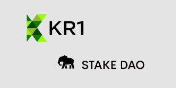 Crypto fund KR1 cashes portion of Stake DAO (SDT) tokens for $255K