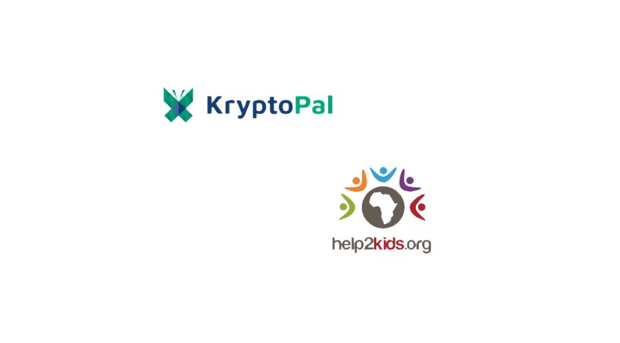 Crypto donation channel KrptoPal partners with help2kids, a Swiss NGO helping African children