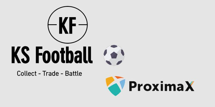 Blockchain sports collectibles game KS Football to run on ProximaX