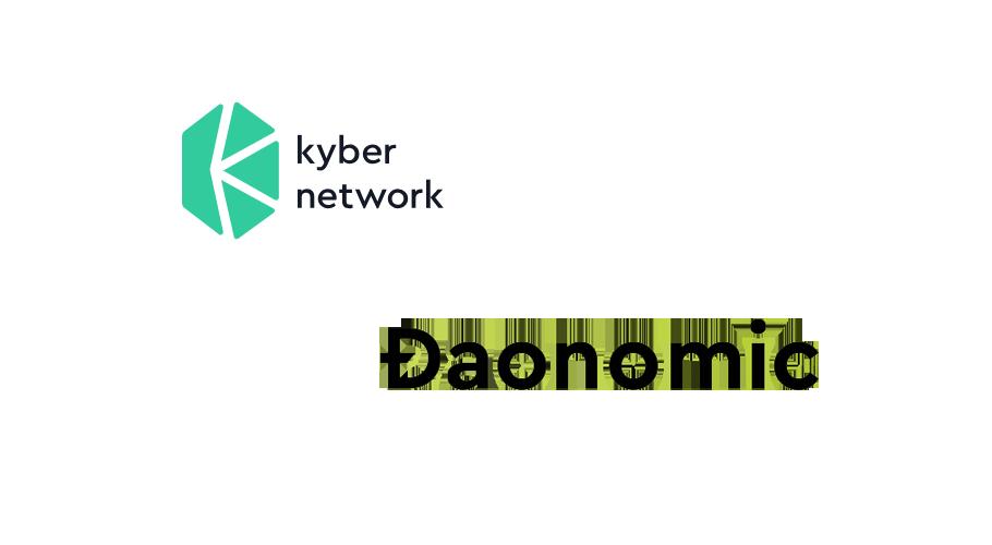 Kyber Network integrates with token sale platform Daonomic