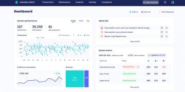 Bitcoin ATM company Lamassu unveils brand new operator admin system