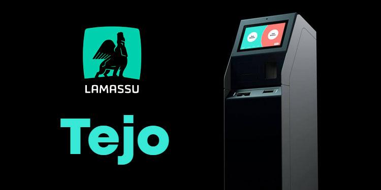 Lamassu unveils its new compact bitcoin ATM machine model