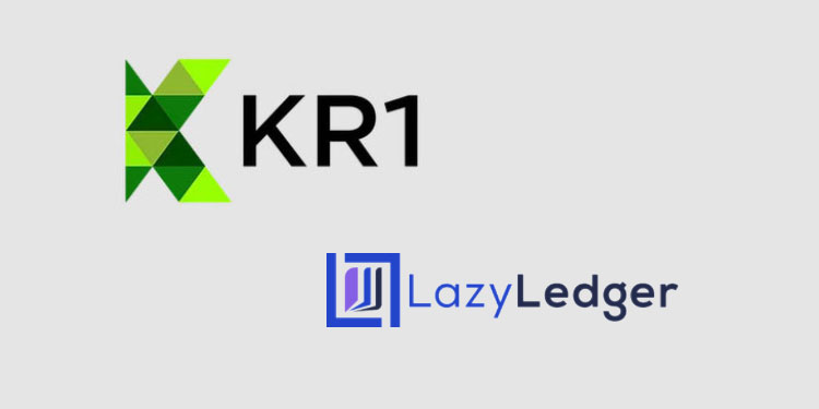 Crypto fund KR1 makes investment in blockchain data protocol LazyLedger
