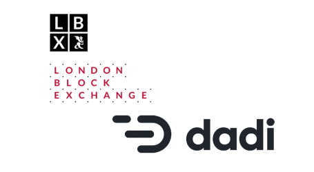 London Block Exchange partners with web services network DADI