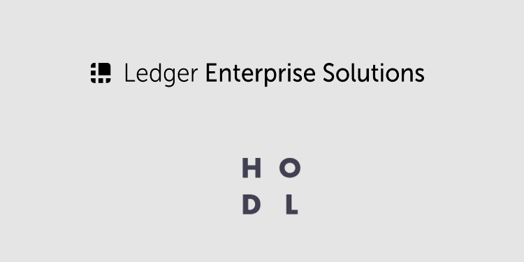 Crypto investment fund manager Hodl.nl to secure assets through Ledger Vault