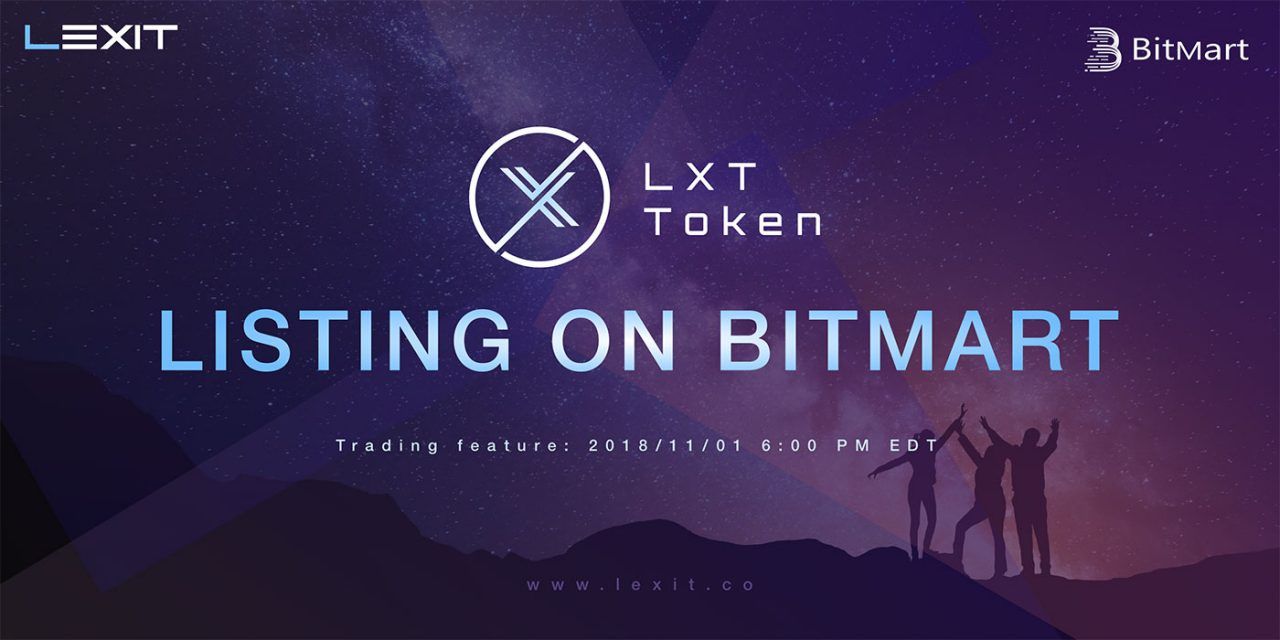 Lexit Token: Exclusive for Use in M&A Industry is Now Trading on the Market