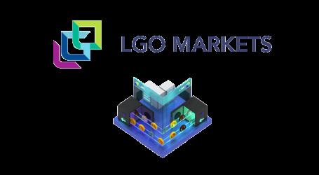 Crypto exchange LGO Markets goes live
